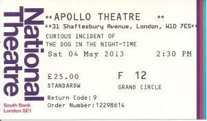 Curious ticket 001