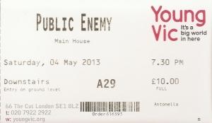 PublicEnemy ticket