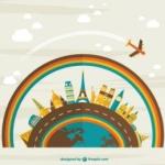 viaggi-di-sfondo-design-piatto_23-2147493629