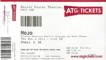 Mojo ticket