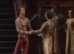 Ballet - Mercutio 1