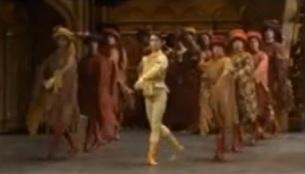 Ballet - Mercutio 2
