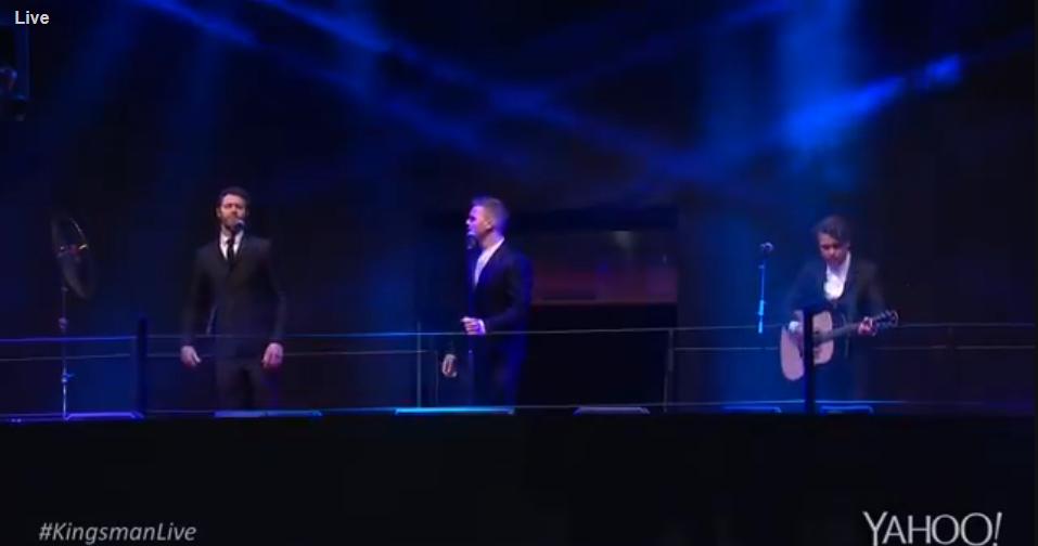 2015-01-14 Kingsman Live (3/6)