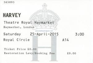 H ticket
