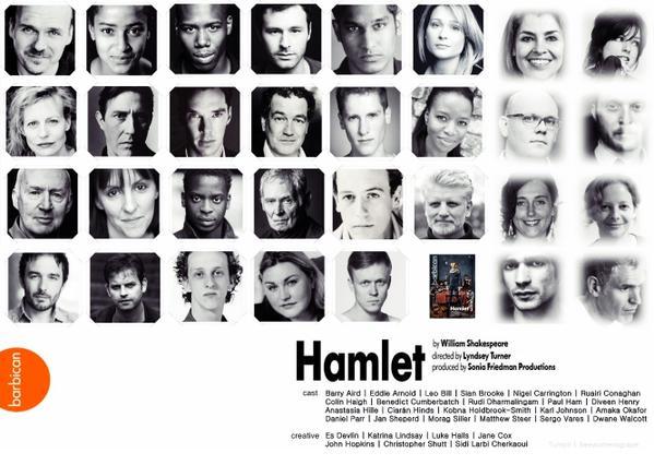 Hamlet cast list