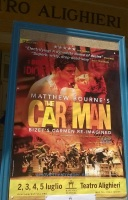 The Car Man poster