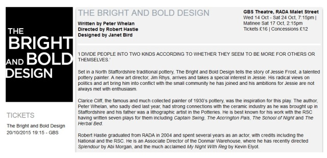 The Bright And Bold Design