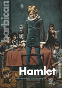 Hamlet programme cover
