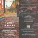 Teddy Ferrara flyer