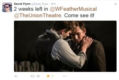 The White Feather tweet