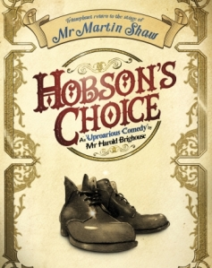 Hobson Choice poster