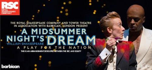 A Midsummer Night's Dream Barbican
