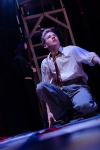 Jack Holden as Lysander