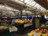 Leicester Market inside